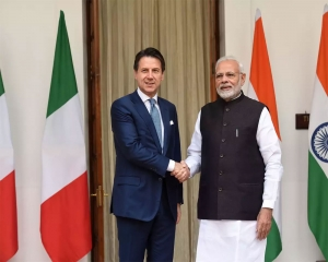 India, Italy to set up fast-track mechanism to facilitate investment