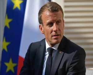 India, Pak should resolve Kashmir bilaterally, no third party should 'incite' violence: Macron