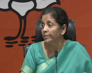 India's commitment on climate change best among several nations: Sitharaman