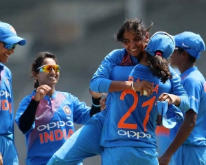 Indian women's team to play 3 ODIs and 3 T20Is against England at home