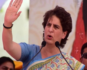 Insult of Dalit voicescannot be tolerated: Priyanka Gandhi