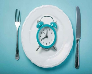 Intermittent fasting may lead to longer, healthier life