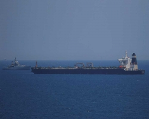 Iran seizes 'foreign vessel' smuggling fuel: state media