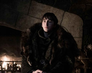 Isaac Hempstead Wright explains his creepy stare in 'Game of Thrones'