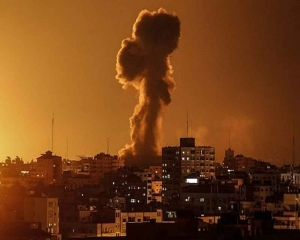 Israel strikes Hamas base after new rocket attacks: army