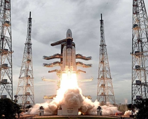 ISRO performs 3rd lunar-bound orbit maneuver for Chandrayaan-2