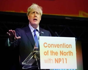 It's for India, Pak to find lasting solution to Kashmir: Boris Johnson
