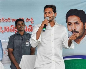 Could only request, not demand, PM for special category status to Andhra: Jagan Reddy