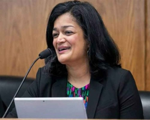 Jayapal ignores community voice; introduces resolution on Kashmir