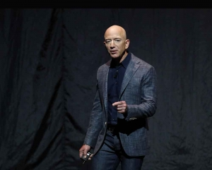 Jeff Bezos finally gets '.amazon' domain: Report