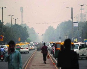 Just breather! Air quality to fall again