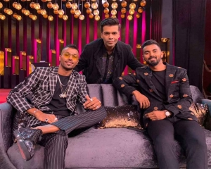Karan Johar apologises for Pandya-Rahul 'Koffee with Karan' episode