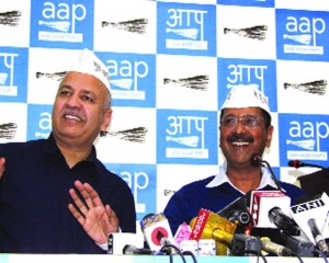 Kejriwal puts to rest any scope for Cong handshake