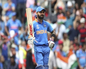 Kohli remains sole Indian in Forbes list of highest-paid athletes