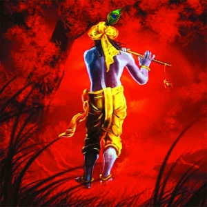 Krishna is the Ultimate is the Ultimate