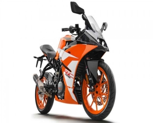 KTM launches RC 125 ABS model at Rs 1.47 lakh