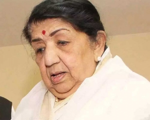 Lata Mangeshkar still in ICU, doing fine: hospital sources