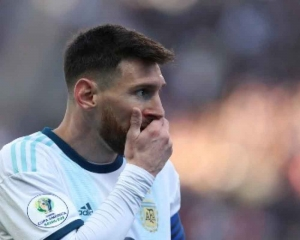 Makeshift Germany held at home by Messi-less Argentina