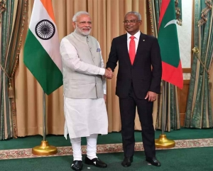 Maldives likely to be Modi's first destination for bilateral visit after poll victory