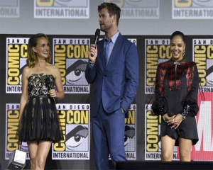 Marvel announces 'Thor: Love and Thunder', Waiti to direct with Hemsworth, Portman in lead