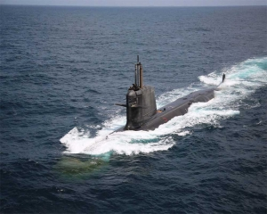 MDL hands over Scorpene class submarine 'Khanderi' to Navy