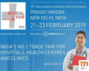 Medical Fair India 2019 begins in Delhi