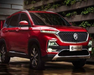 MG Motor stops Hector bookings, sold out for 2019; to hike production from Oct