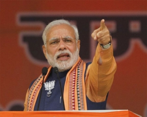 Modi engaged with celebs to boost visibility