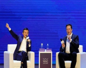 Musk crosses swords with Jack Ma over AI capabilities