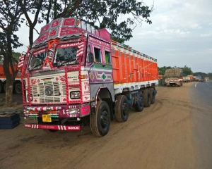Nagaland truck fined Rs 6.53 lakh for MVA violation