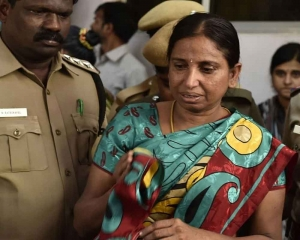 Nalini's plea seeking direction to Guv for early release dismissed