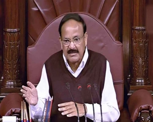 New laws not the only solution to curb crime against women: VP Naidu