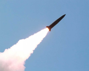 North Korea fires 'short-range ballistic missiles' into sea: Seoul
