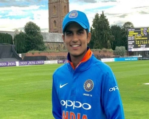 No better place to make my India debut than New Zealand, says Gill after India call-up