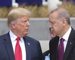 No decision yet on sanctions against Turkey: Trump