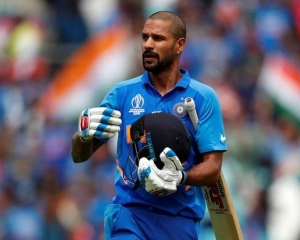 No doubt pitch will miss you: PM Modi to Shikhar Dhawan