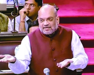 NRC across India to deport all infiltrators: Shah in RS