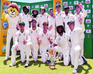 Olivier sparks South Africa to series win