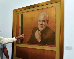 Over 2,700 gifts to PM Modi on auction from Saturday