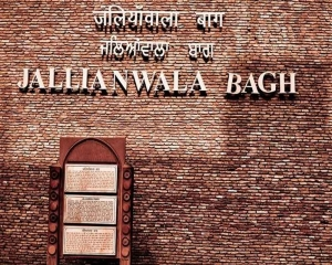 Pak puts on display documents of Jallianwala Bagh massacre