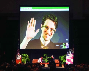 Permanent Record of Snowden's story