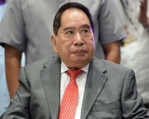 Philippines' richest man Sy dies at 94