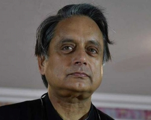 PM deserves respect when he represents India abroad: Tharoor