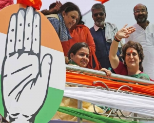 PM should stop thinking people are fools, they see through everything: Priyanka Gandhi