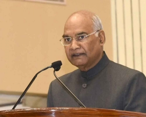 Prez awards gallantry awards to armed forces personnel