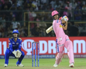 Rajasthan Royals beat Mumbai Indians by five wickets