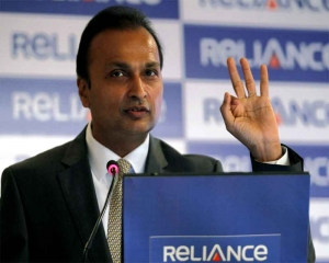 Reliance Group shares in demand; zoom up to 11.3%