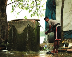 Reward & punishment to stop water misuse