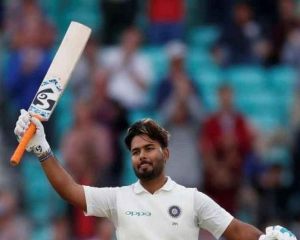 Rishabh Pant named ICC's Emerging Cricketer of 2018