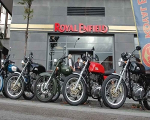 Royal Enfield to adopt dry wash system in service centres in Chennai